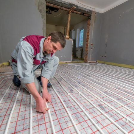 Parquet And Underfloor Heating Is A Ideal Combination