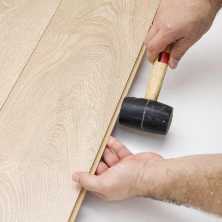 Installing Your Parquet Floor Yourself