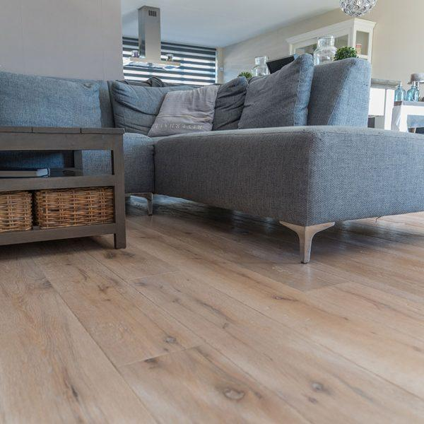 Farm White Is The Perfect Reproduction Of An Old Farm Floor